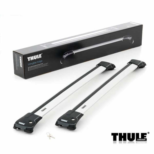 Alluminio M//L Thule 9585 Wingbar Edge Railing